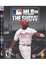 MLB 08 the Show (PS3)