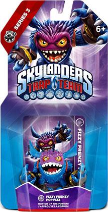 Skylanders: Trap Team Fizzy Frenzy Pop Fizz