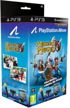 PS Move Starter Pack + Medieval Moves