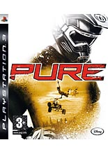 Pure (Русский язык) (PS3)