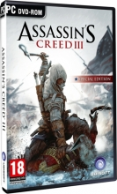 Assassin's Creed 3 (PC-DVD)