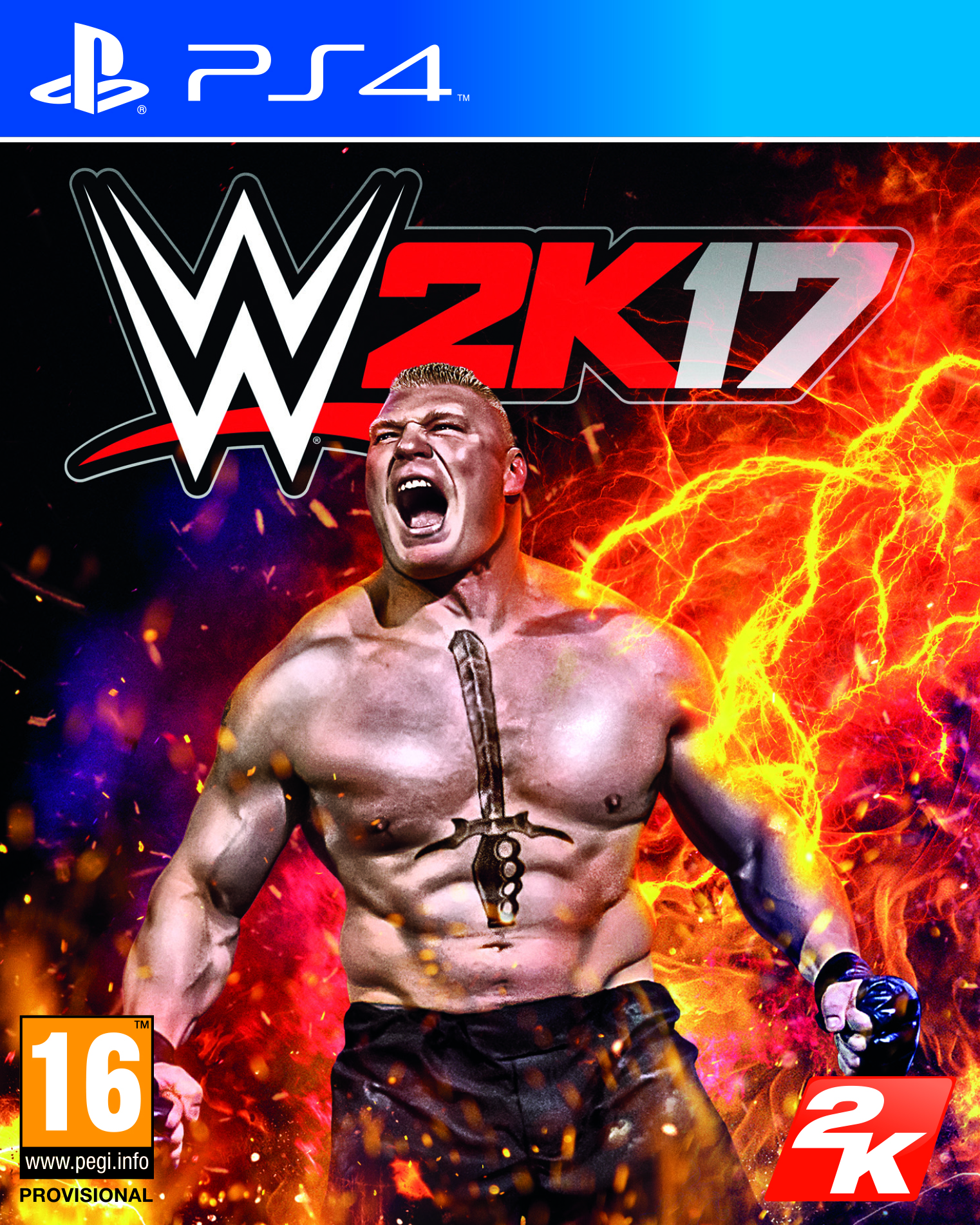 WWE 2K17 (PS4) (GameReplay)