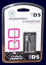 Rechargeable Li-Ion Battery DS-1005