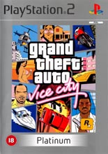 GTA: Vice City (PS2)