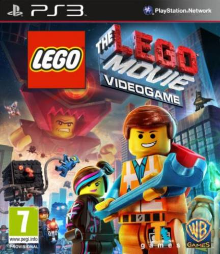 LEGO Movie Videogame (PS3) (GameReplay)