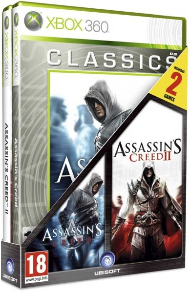 Assassin's Creed + Assassin's Creed II (Xbox 360)