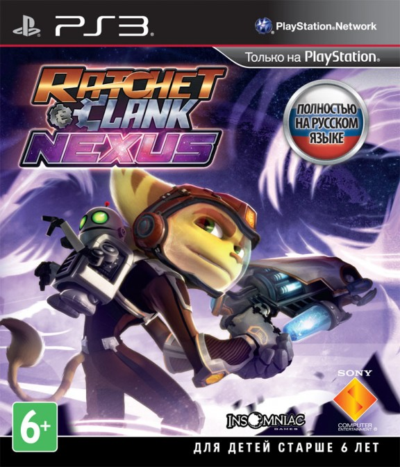 Ratchet & Clank: Nexus (PS3)