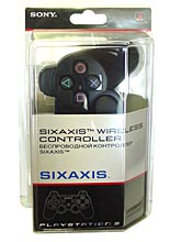Controller Wireless SIXAXIS