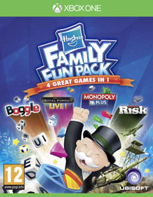 Husbro Family Fun Pack (XboxOne)