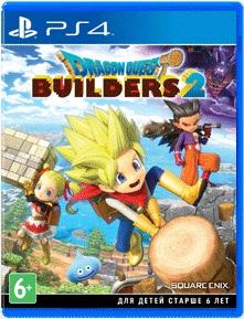 Dragon Quest Builders 2 (PS4) фото