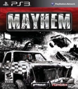 Mayhem 3D (PS3)