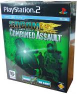 SOCOM:U.S.Navy Seals: Combined Assault (w/headset) (PS2)