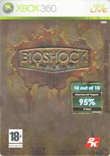 Bioshock Steel Book Edition (Xbox 360)
