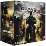 Microsoft Xbox 360 Slim (250 Gb) + Gears of War 3