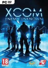 XCOM: Enemy Unknown (PC-DVD)