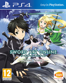 Sword Art Online: Lost Song (PS4)