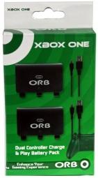 Комплект зарядный Dual Controller Charge & Play Battery Pack (XboxOne)
