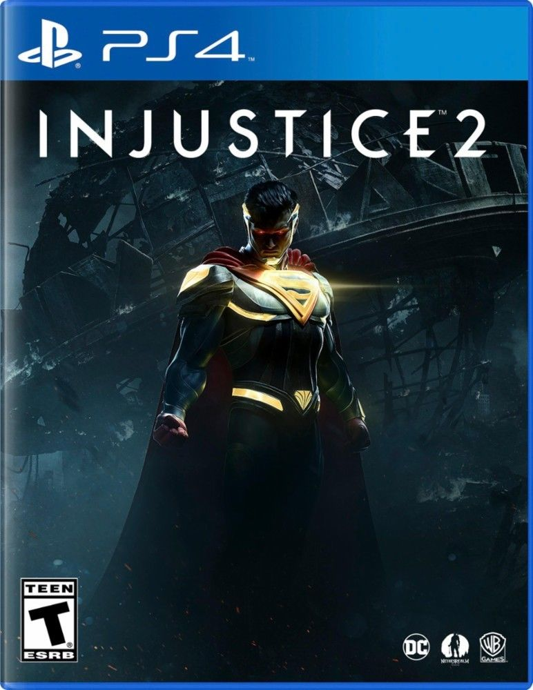 Injustice 2 Day One Edition (PS4) (GameReplay)
