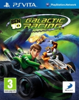 Ben 10:  Galacting Racing (PS Vita)