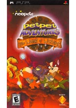 PetPet Adventures the Wand of Wishing(PSP)