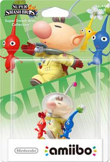 Amiibo: Super Smash Bros Collection Olimar фото