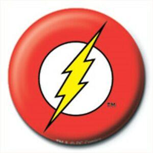 Значок Pyramid: DC Comics – The Flash Logo