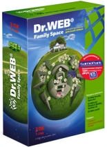 Dr.Web Family Space