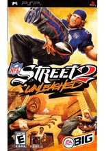 NFL Street 2: Unleashed(PSP)