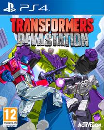 Transformers: Devastation (PS4) (GameReplay) от GamePark.ru