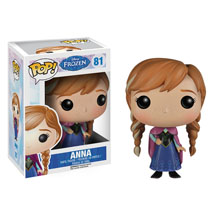 Фигурка Frozen: Anna POP Vinyl