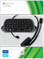 Клавиатура ChatPad (Xbox 360)