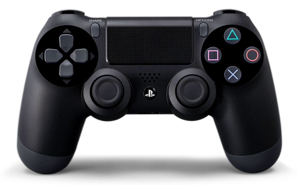 Controller Wireless DualShock 4 Black (PS4) (GameReplay)