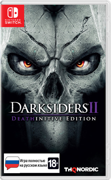 Darksiders II Deathinitive Edition (Nintendo Switch) (GameReplay)