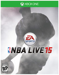 NBA Live 15 (XboxOne)