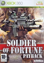Soldier of Fortune Payback (Xbox 360)