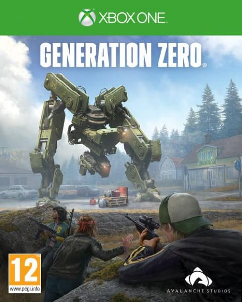 Generation Zero Стандартное издание (Xbox One) (GameReplay)