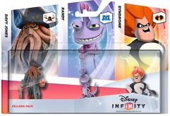 Disney Infinity: Villains Pack