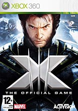 X-Men the Official Game (Xbox 360)