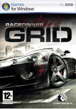 Race Driver: GRID PC-DVD (DVD-box)