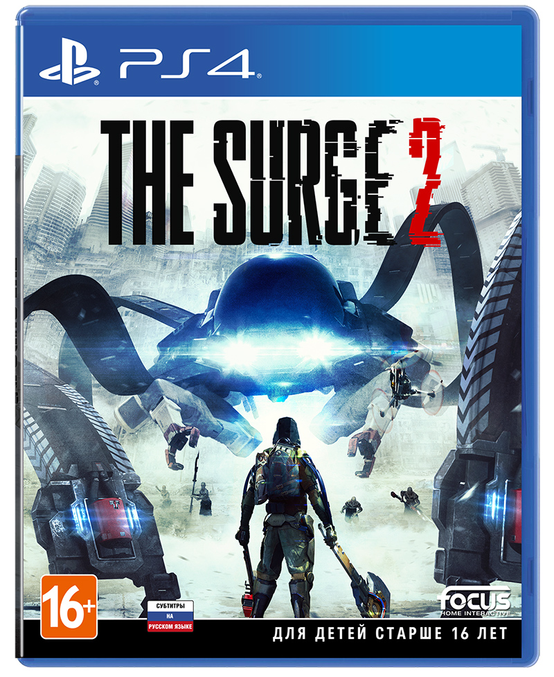 Surge 2 (PS4) (GameReplay)