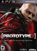 Prototype 2 Blackwatch Collector's Edition (PS3)