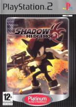 Shadow  the Hedgehod