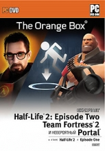Half-Life 2: The Orange Box (PC-DVD)