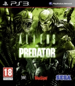Aliens vs Predator (русская версия) (PS3) (GameReplay)