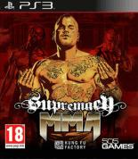 Supremacy MMA (PS3)