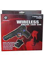 Пистолет Wireless Arcade Light Gun + Endgame (PS2)