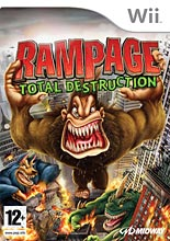 Rampage Total Destruction (Wii)