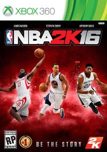 NBA 2K16 (Xbox360)
