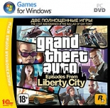 GTA: Episodes From Liberty City (PC-Jewel)