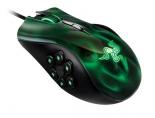 Мышь Naga Green